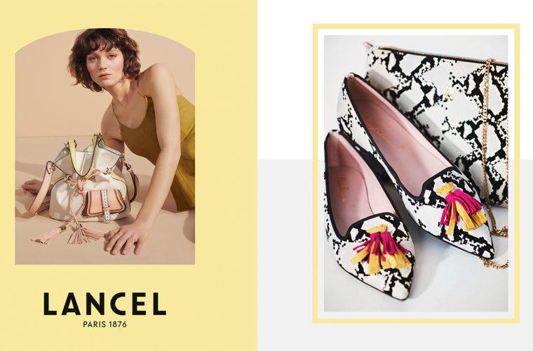 Lancel Pretty Ballerinas Shop Online