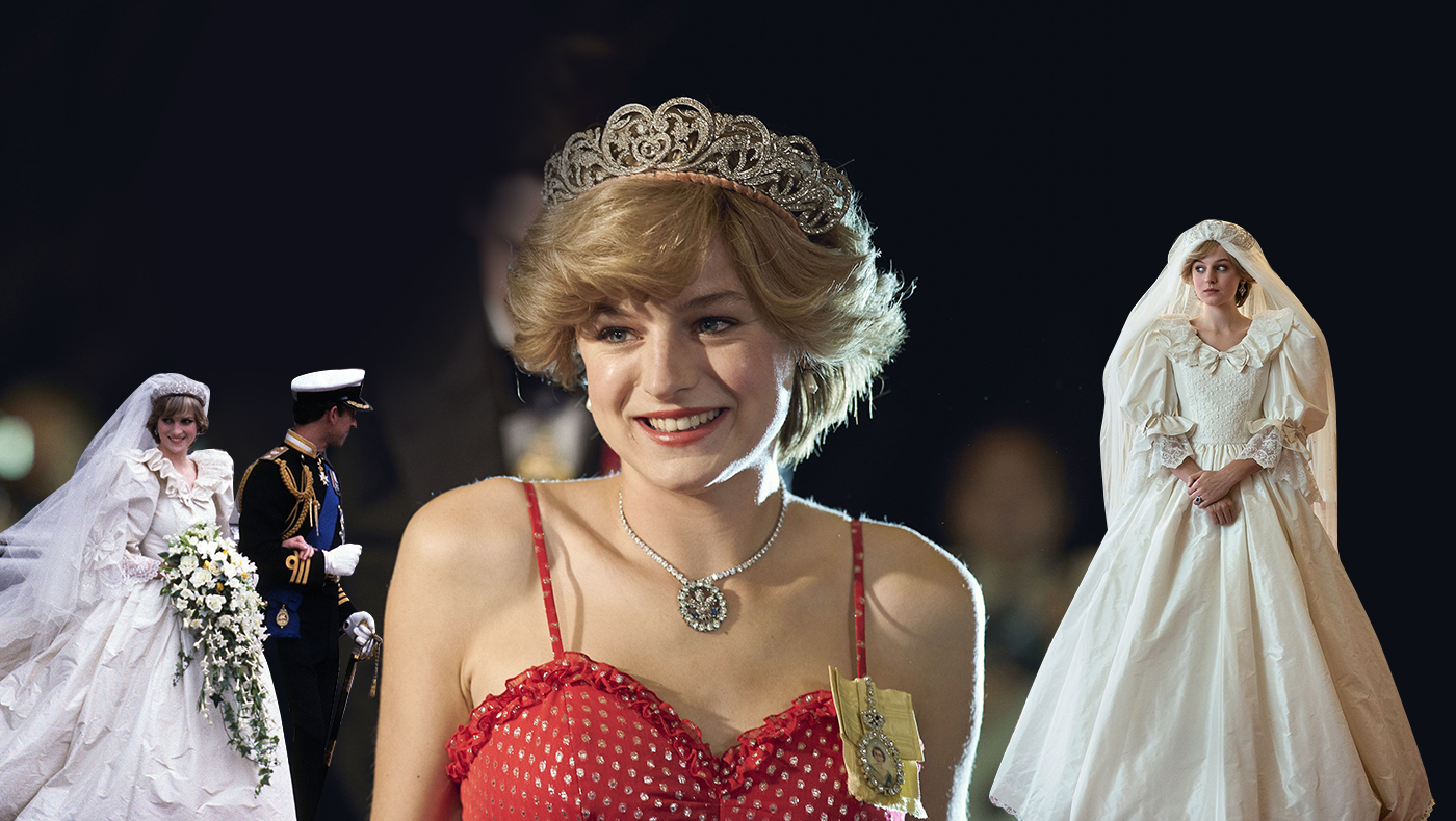 The Crown Princess Diana