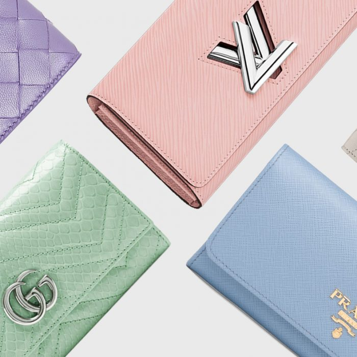 fashion wallets small leather goods